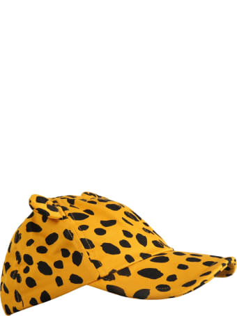 Stella McCartney Kids Orange Hat For Babykids