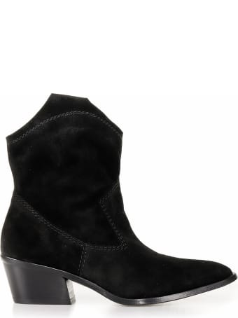 Pedro Garcia Suede Ankle Boot