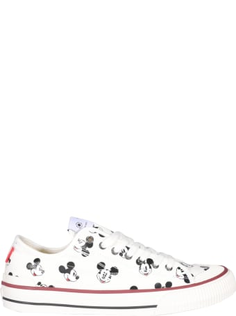 M.O.A. master of arts Master Collector Mickey Mouse Sneakers