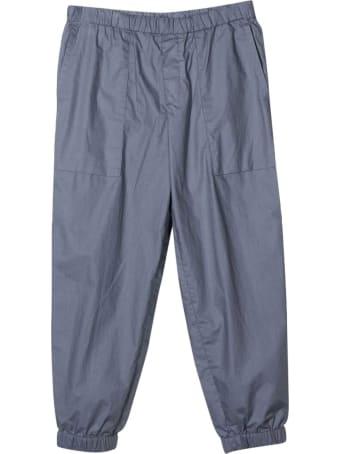 Emporio Armani Gray Trousers