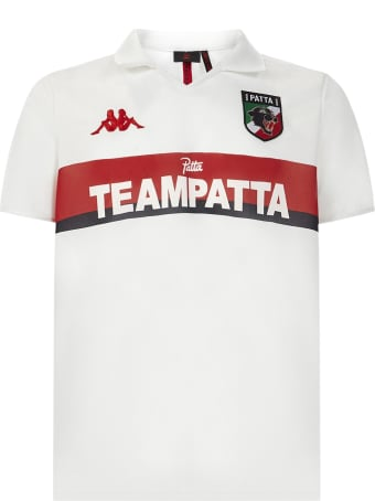 Patta Kappa X Patta Polo Shirt