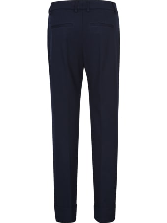 True Royal Classic Plain Trousers