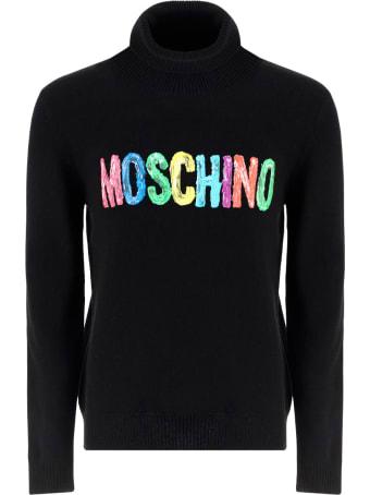 Moschino Turtleneck Sweater