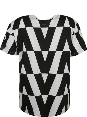 Valentino Logo Monogram T-shirt