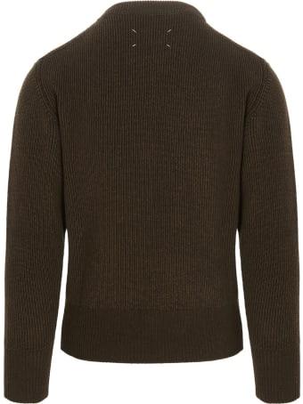 Maison Margiela Stitching Detail Sweater