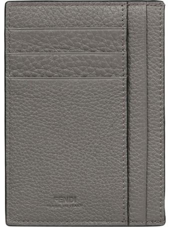 Fendi Ff Baguette Cardholder