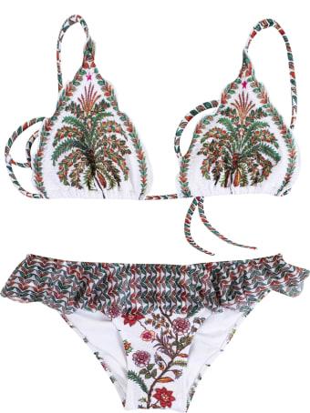 Pin-Up Stars Fancy Bikini Girl