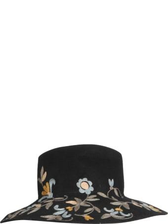 Etro Wide Brim Hat