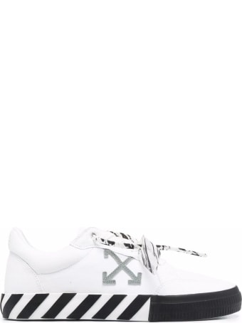 Off-White Low Vulcanized Eco Canvas
