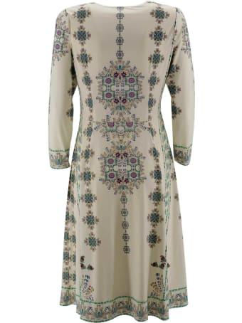 Hale Bob Microfiber Dress
