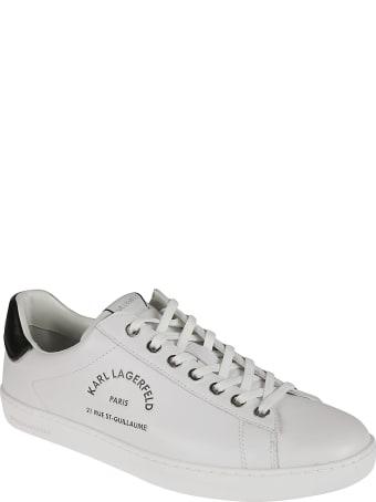 Karl Lagerfeld Maison Karl Lace Sneakers