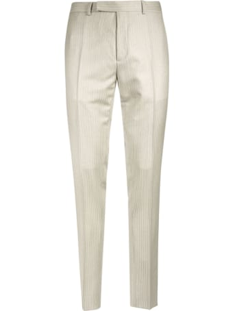 Christian Dior Long Length Fitted Trousers
