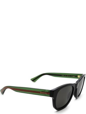 Gucci Gucci Gg0003s Black Sunglasses