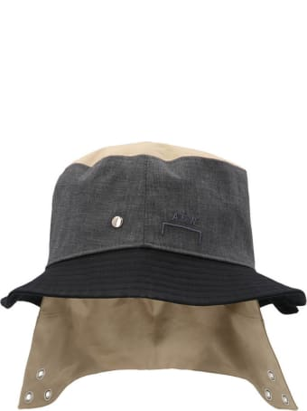 A-COLD-WALL Collab. Mackintosh Hat