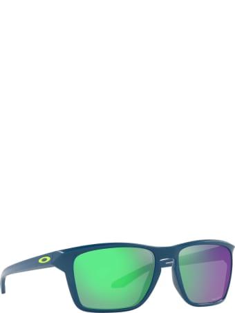 Oakley Oakley Oo9448 Half Matte Poseidon Sunglasses