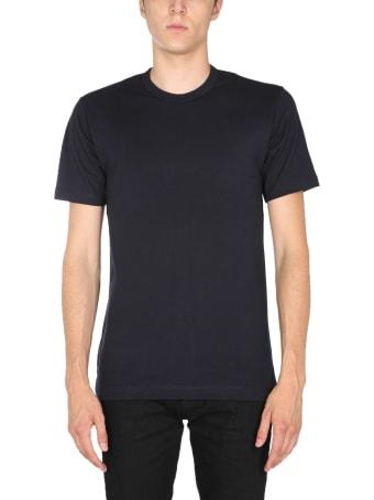 Comme des Garçons Shirt Crew Neck T-shirt