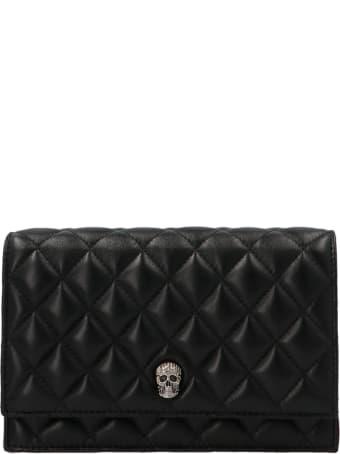 Alexander McQueen 'pave Skull' Small Bag