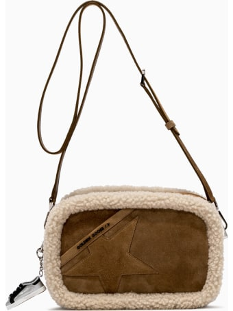 Golden Goose Deluxe Brand Star Fur Bag Gwa00101 A000114