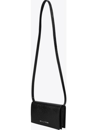 1017 ALYX 9SM Giulia Clutch With Leather Strap
