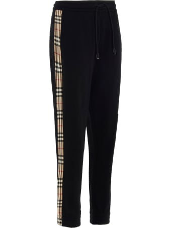 Burberry 'checkford' Sweatpants