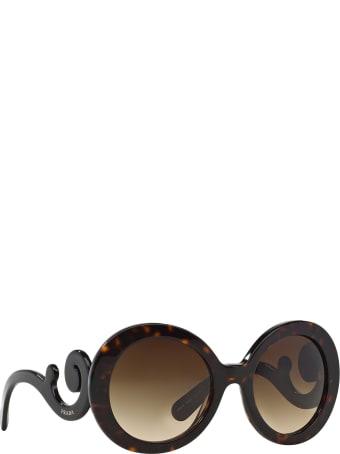 Prada Prada Pr 27ns Havana Sunglasses