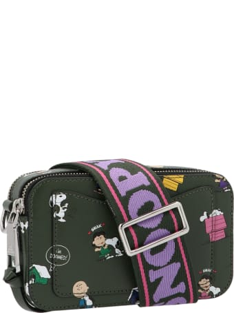 Marc Jacobs 'the Snapshot' X Peanuts Bag