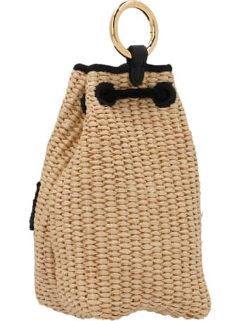 Fendi 'charm Micro Bag' Keyring