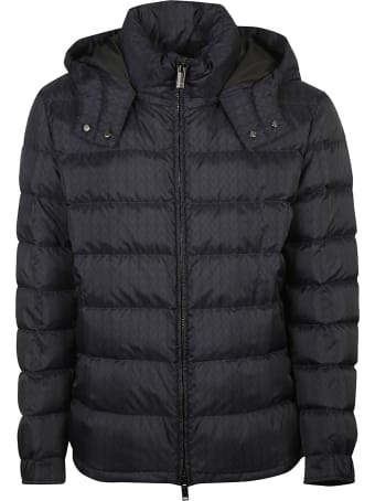 Valentino Classic Zip Padded Jacket