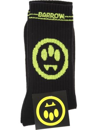 Barrow Logo-print Socks