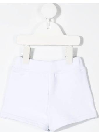 Dsquared2 Newborn White D2kids Icon Shorts