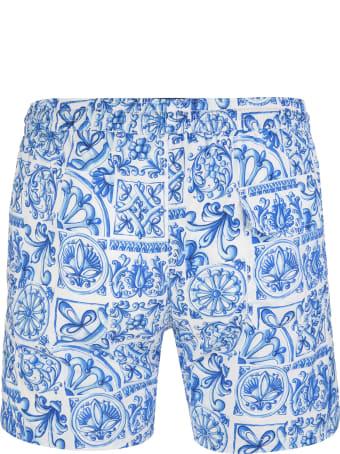 Capri Code Blue Fantasy Swimsuit