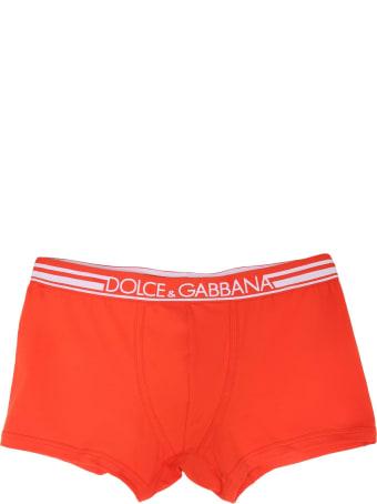 Dolce & Gabbana Bielastic Cotton Boxer