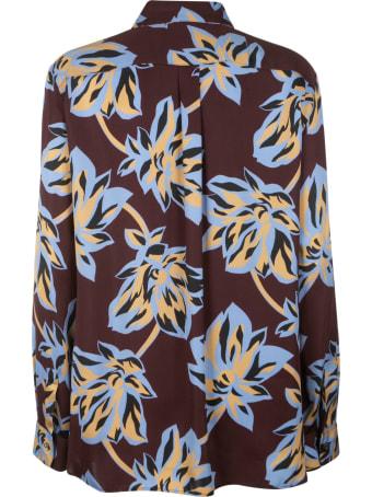 Aspesi Floral Print Shirt