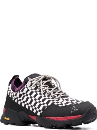 ROA Lhakpa Checked Hiking Shoes