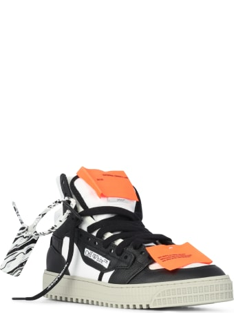 Off-White 3.0 Off Court Leather