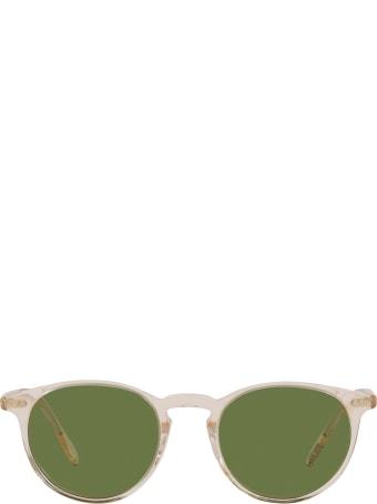 Oliver Peoples Oliver Peoples Ov5004su Buff Sunglasses