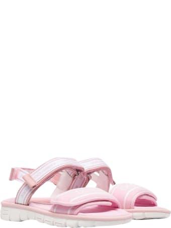 Dolce & Gabbana Pink Sandals