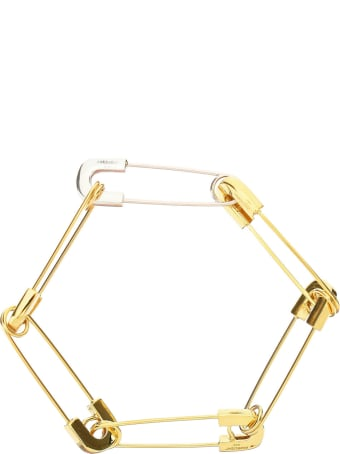 AMBUSH Safety Pin Link Bracelet