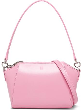 Givenchy Antogona Box Pink Leather Crossbody
