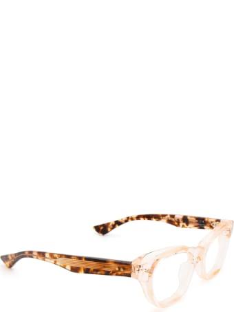 Jacques Marie Mage Jacques Marie Mage Grace Transparent Pink Glasses