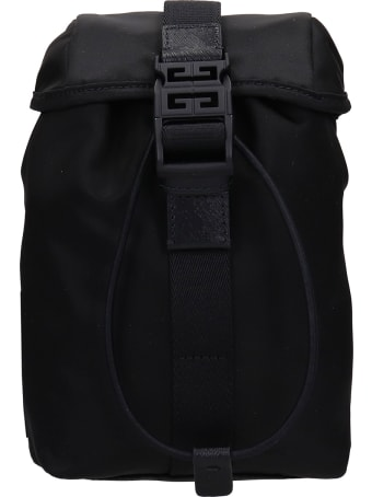 Givenchy Backpack In Black Polyamide