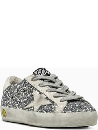 Golden Goose Deluxe Brand Superstar Glitter Sneakers Gyf00101.f000416
