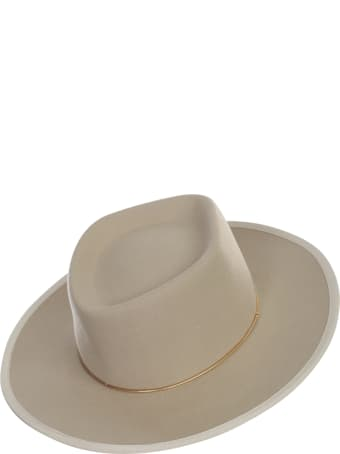 """Van Palma Hat """"vp"""" Embroidery"""