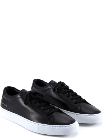 Common Projects Achilles Colour Block Sneakers