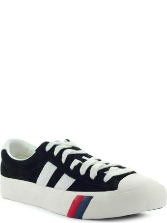 PRO-Keds Royal Plus Black Suede Sneaker