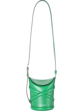 Alexander McQueen Small The Curve Bag