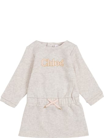 Chloé Dress With Elastic Waistband