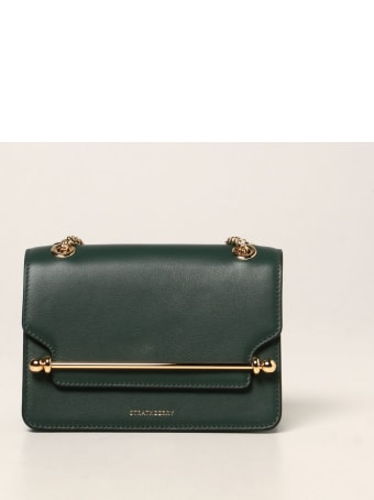 Strathberry Mini Bag East / West Mini Strathberry Leather Bag