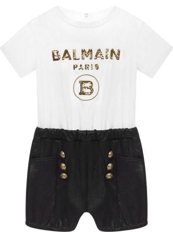 Balmain Paris Kids Romper