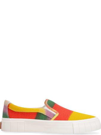 Good News Yess Jute Slip-on Sneakers